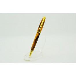 European Black Gold Acrylic Pen