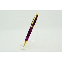 European Purple Passion Acrylic Pen