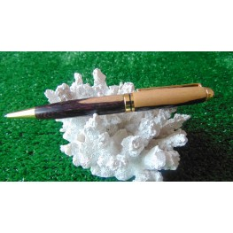 European Style Pen In Camatillo Rosewood