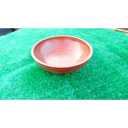 African Padauk bowl