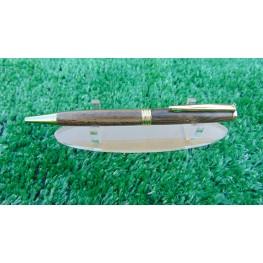 Slimline Style Pen In Bocote Wood