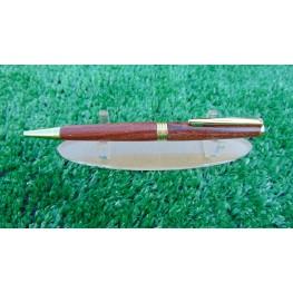 Slimline Style Pen In Pau Rosa Wood