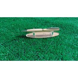 Slimline Style Pen in Ramin Wood