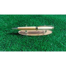 Handmade European style ballpoint pen in Mulberry wood