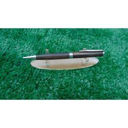 Slimline pen in Chacate Preto wood