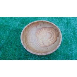 Handmade Oak bowl