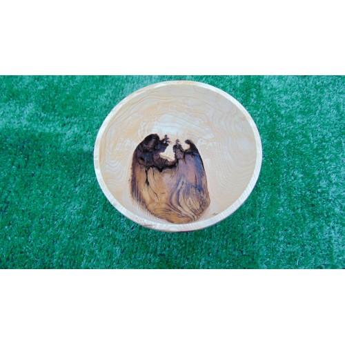 Beautiful Ash figured bowl