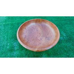 Handmade bowl  made from London Plane burr wood