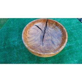 Stunning Ash burr bowl from Pwllheli North Wales